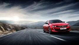 Peugeot 508 - FOTO