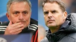 Premier, Mourinho spara su De Boer: «È il peggiore della storia»