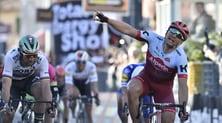 Tirreno-Adriatico, Kittel vince in volata la 6ª tappa