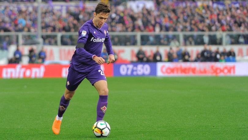 Serie A Fiorentina, Chiesa legge il giuramento alla Viareggio Cup