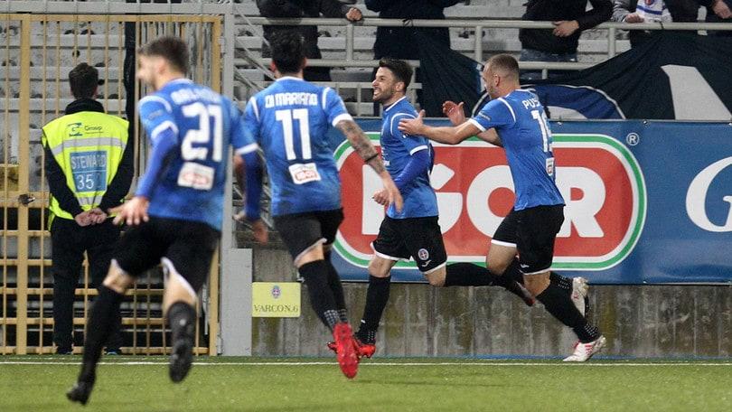 Serie B Novara-Brescia 2-1, Puscas e Sansone rimontano il gol di Bisoli