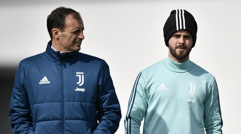 Pjanic: «Il gruppo Juve è grande grazie ad Allegri»