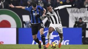 Juve-Atalanta, domani il recupero: la formazione di Gasperini che ha fatto discutere