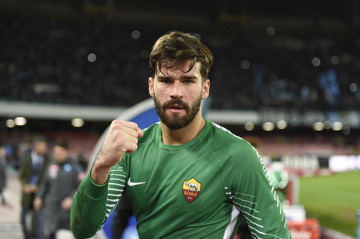 Roma, Alisson è un muro: imbattuto in 17 partite su 38