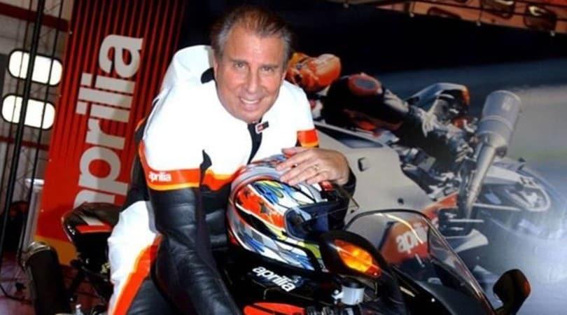 """Morto Ivano Beggio, il """"papà"""" dell'Aprilia che portò al successo Rossi e Biaggi"""