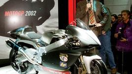 Moto, Aprilia e Biaggi ricordano Beggio