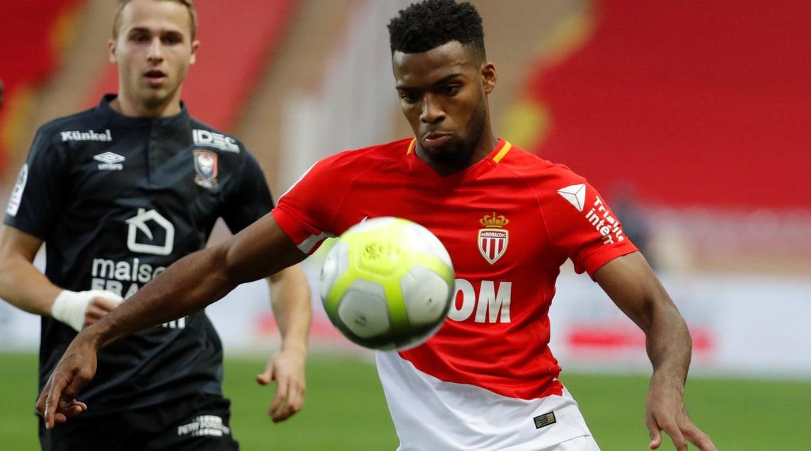 7 - Thomas Lemar (AS Monaco) da 92,5 a 70,5 milioni di euro (-22)
