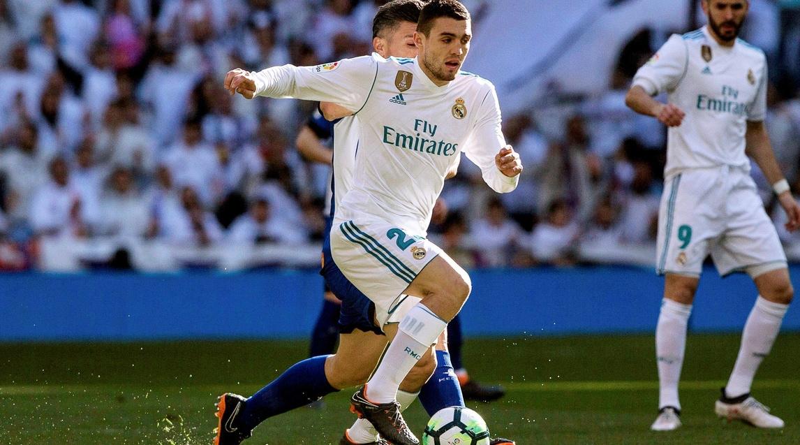 9 - Mateo Kovacic (Real Madrid) da 56,4 a 35,7 milioni di euro (-20,7)