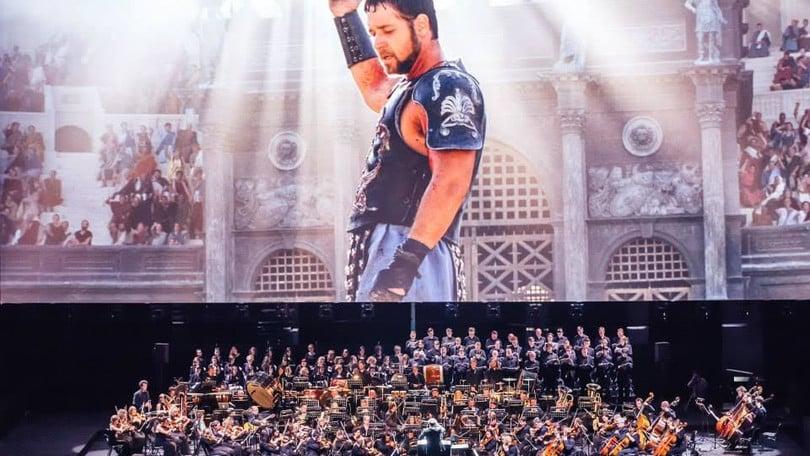 Al Circo Massimo arriva Il Gladiatore in Concerto
