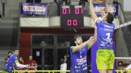Volley: A2 Maschile, Pool B, domani si recupera Aversa-Ortona