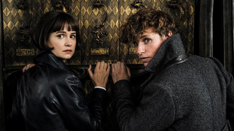 Animali Fantastici: I Crimini di Grindelwald, il primo teaser trailer