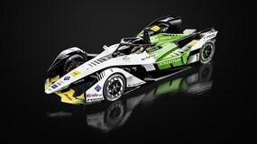 Formula E, Audi svela la super elettrica per la quinta stagione