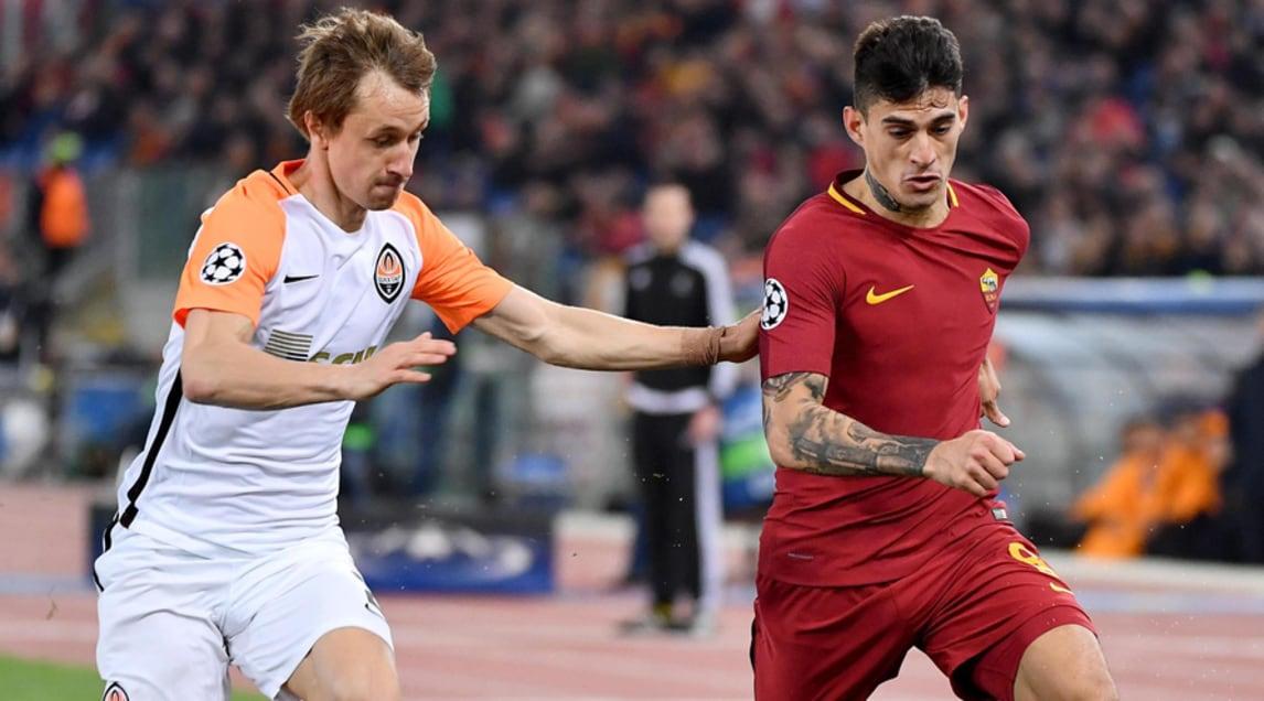 La squadra di Eusebio Di Francesco ribalta il 2-1 dell'andata e accede ai quarti di finale di Champions League dopo 10 anni