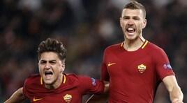 Champions League, Roma tra le prime quattro a 3,00