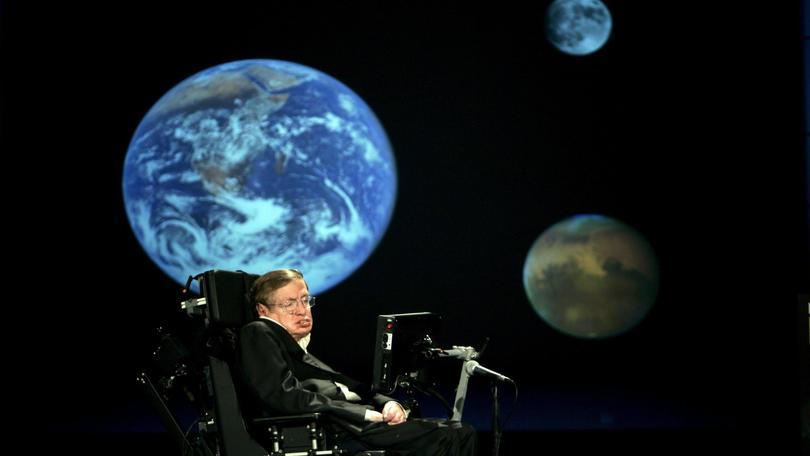 E' morto Stephen Hawking, aveva 76 anni