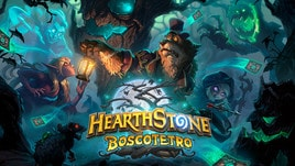 È Boscotetro la nuova espansione di Hearthstone!