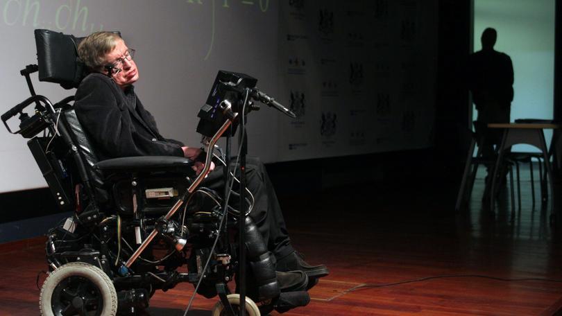 Ruffini, su lapide Hawking una formula