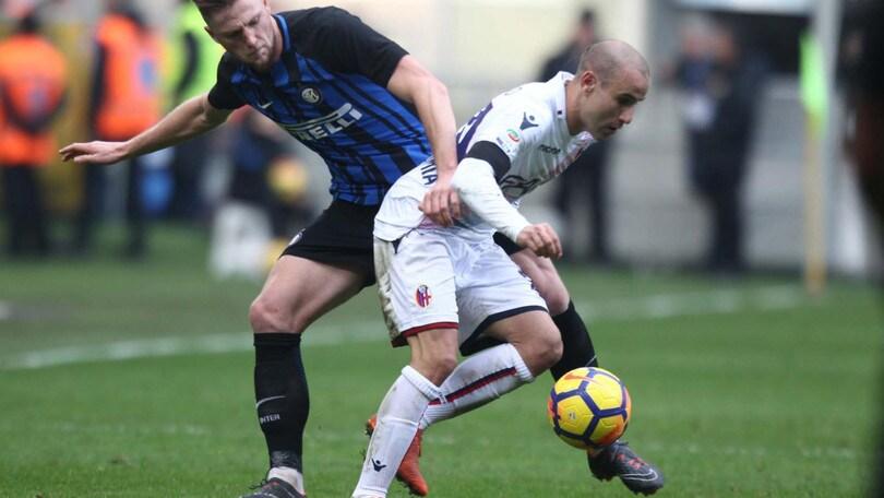 Serie A Bologna, Donadoni recupera Palacio