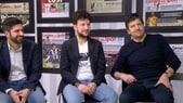 Metti la nonna in freezer, Fabio De Luigi: «Mi piacerebbe rivedere Mourinho all'Inter»