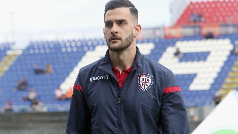 Serie A Cagliari, lesione al gemello mediale per Lykogiannis