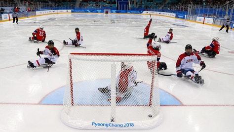 Paralimpiadi, ice hockey: l'Italia sfida gli Usa in semifinale