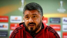 Gattuso: «Milan, proviamoci. E' un dovere!»