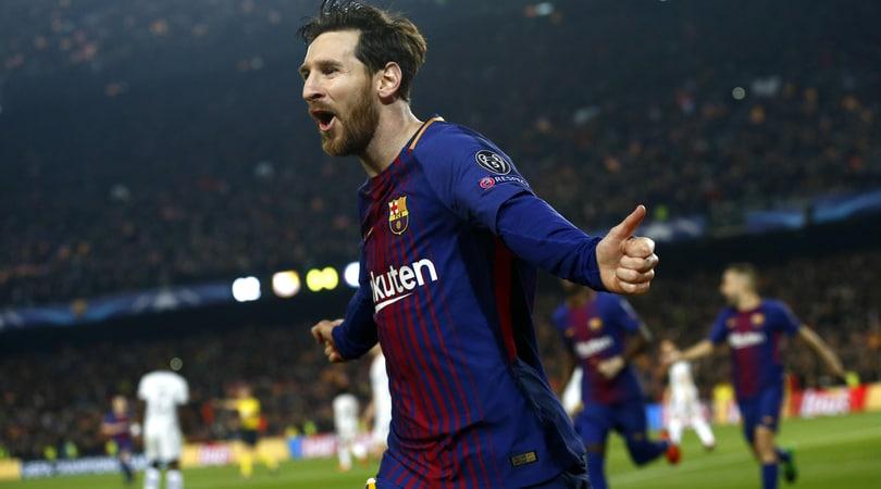 Champions League, Barcellona-Chelsea 3-0: Messi show, Conte fuori