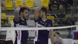 Volley: A2 Maschile, Pool B, Ortona vince il recupero di Aversa