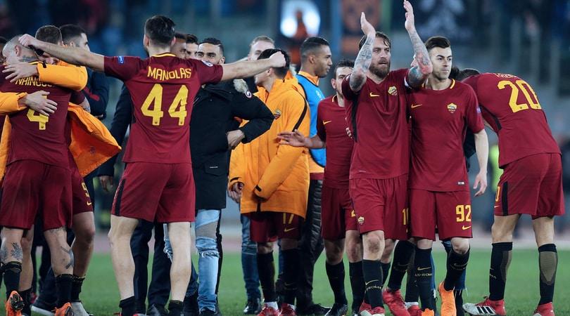 Ranking Uefa, la Roma sale al 24° posto. Juventus al 5°