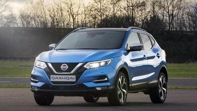 Nissan Qashqai: arriva l'assistenza alla guida