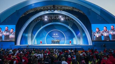 Paralimpiadi: Italia a caccia di medaglie nello snowboard