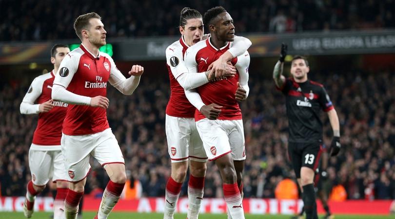 Europa League, Arsenal-Milan 3-1: Gattuso esce a testa alta