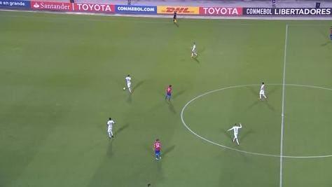 Libertadores, doppio giallo per Gabigol