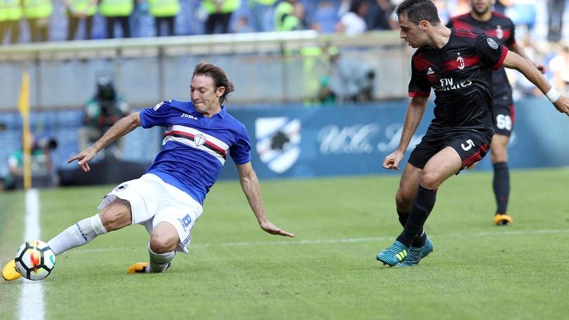 Calciomercato, fumata bianca Barreto-Sampdoria: rinnovo fino al 2019
