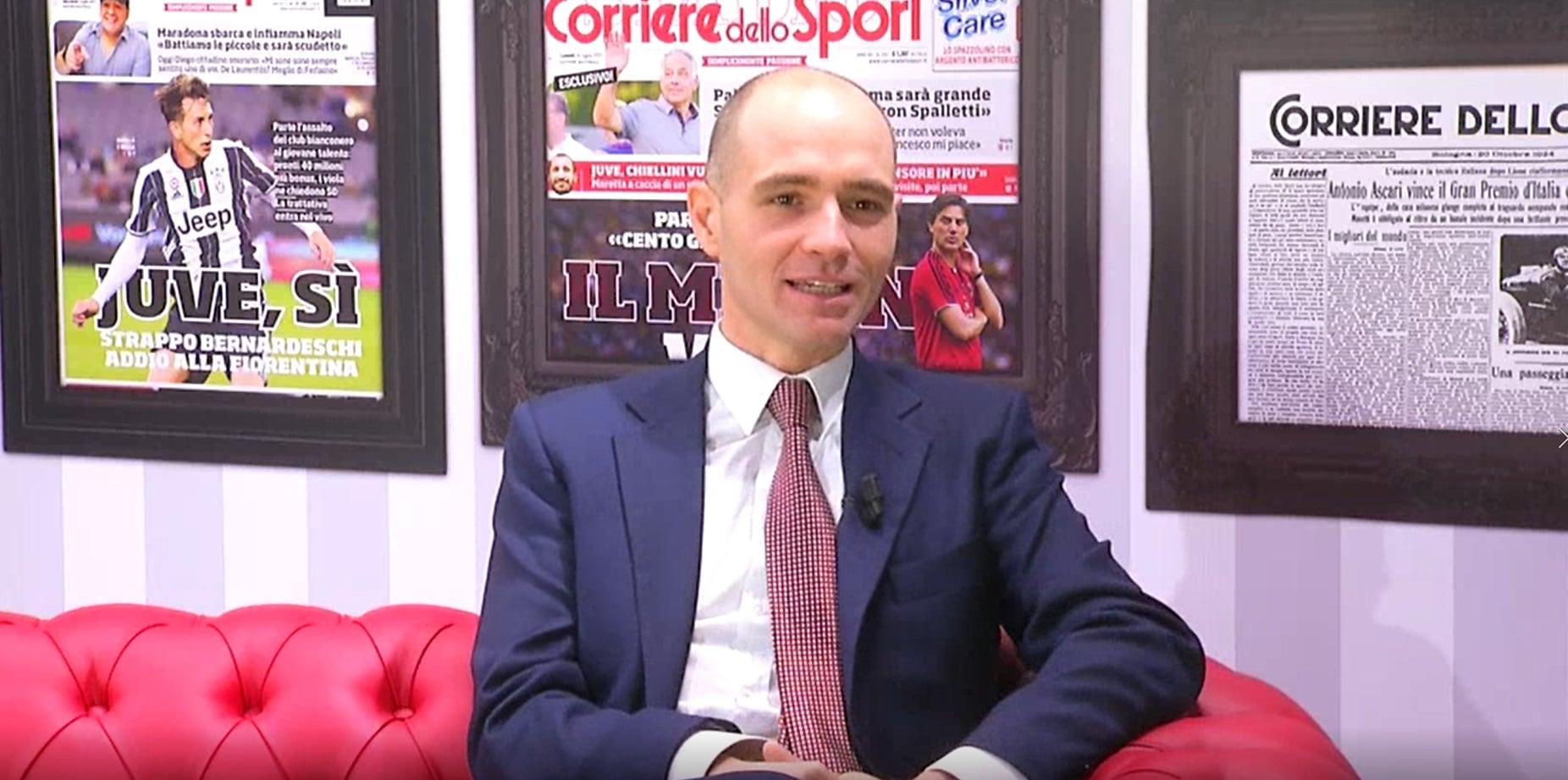 Daniele Frongia: «Formula E, Roma è pronta»