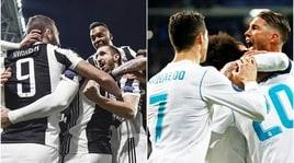 Juventus-Real Madrid ruolo per ruolo: la missione è vendicare Cardiff