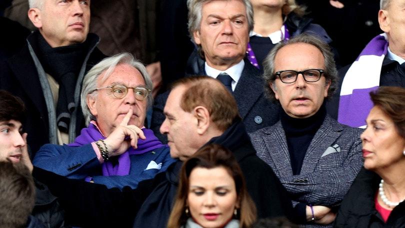 Serie A Fiorentina, Della Valle al fianco della squadra
