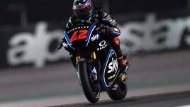 Moto2, Bagnaia: «Contento del lavoro e del ritmo»