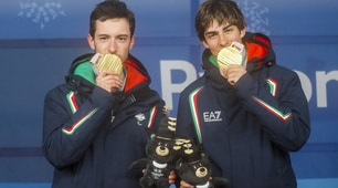 Paralimpiadi, ancora un oro per Bertagnolli-Casal