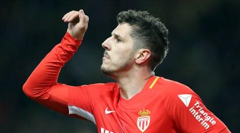 Monaco, il gol di Jovetic incanta il Principe Alberto