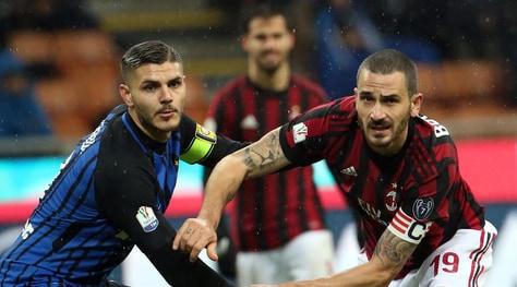 Un 4 aprile super: derby Milan-Inter prima di Barcellona-Roma