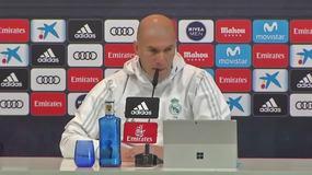 "Zidane: ""Avrei voluto evitare la Juve"""