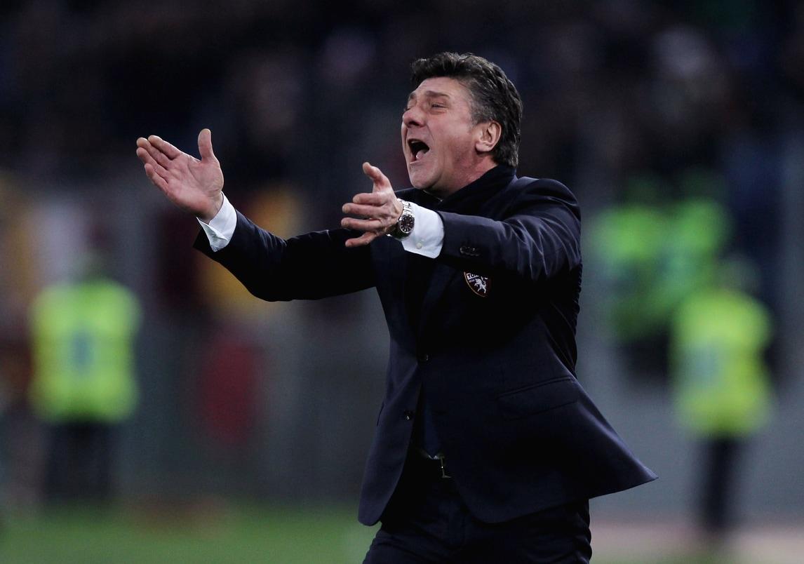 Serie A Torino, Mazzarri: «Voglio vedere la mentalità»