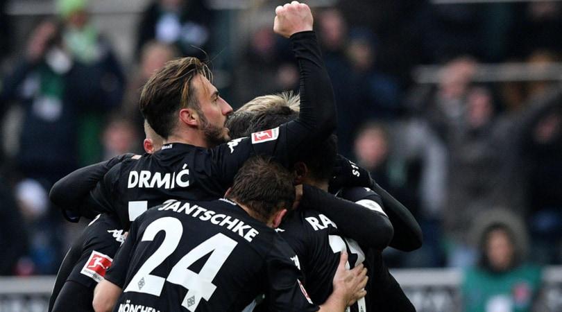 Bundesliga: Schalke vola, spettacolare 3-3 tra Monchengladbach e Hoffenheim