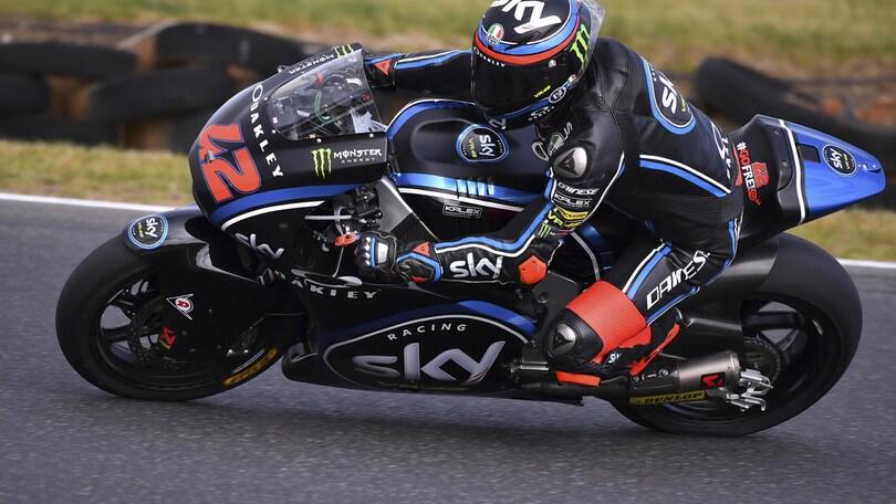 Moto2 Qatar, Bagnaia: «Sarà una grande sfida con Marquez»