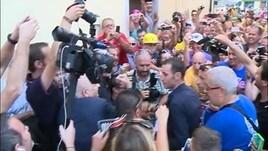 Milano-Sanremo: trionfo di Vincenzo Nibali