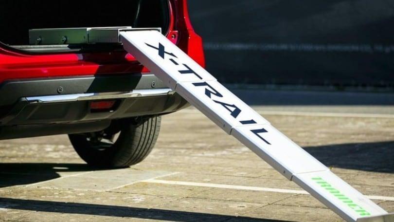 Nissan X-Trail Trainer a