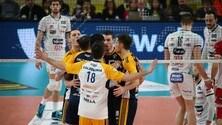 Volley: Superlega, Verona porta Trento a Gara 3