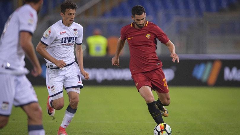 Serie A Crotone-Roma, formazioni ufficiali e tempo reale alle 15. Dove vederla in tv
