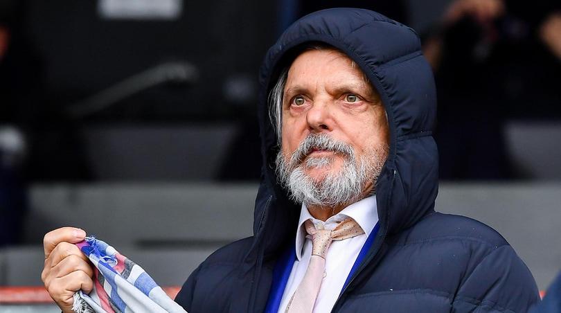 Sampdoria, Ferrero: «Torreira, Inter o Napoli? Può andare dappertutto»